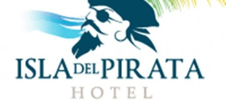 Logo del hotel  Fuente hotelislapirata com